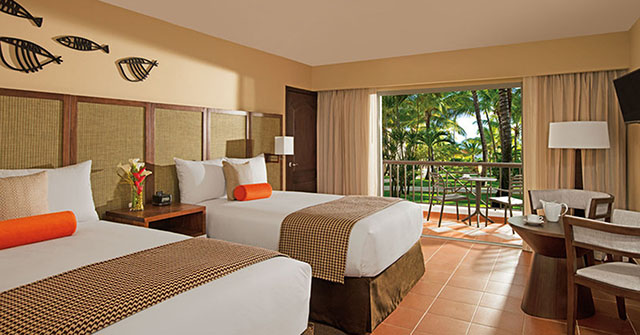 Sunscape Bavaro Beach Punta Cana Deluxe Tropical-view Room